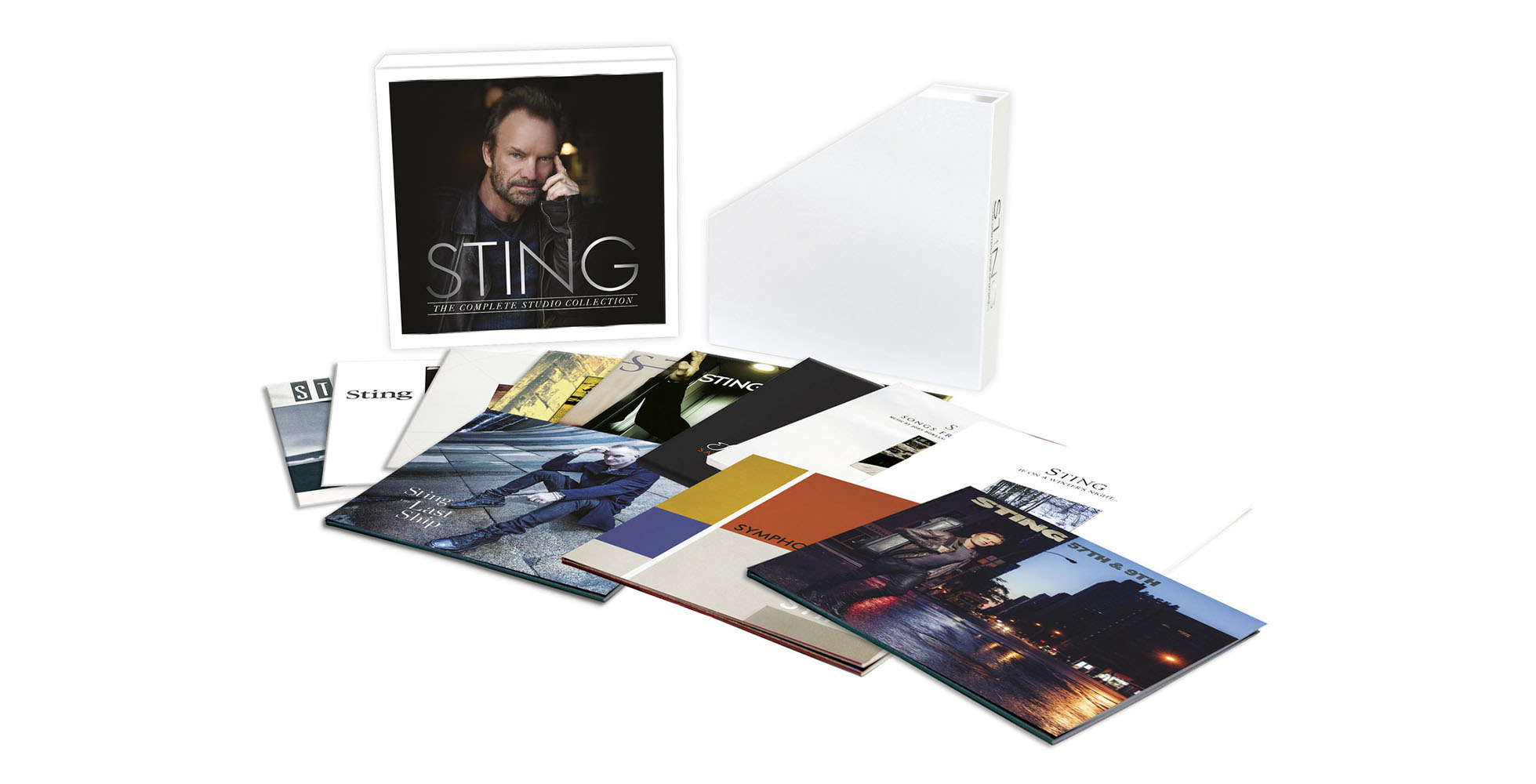 Sting - The Complete Studio Collection - Hit Channel