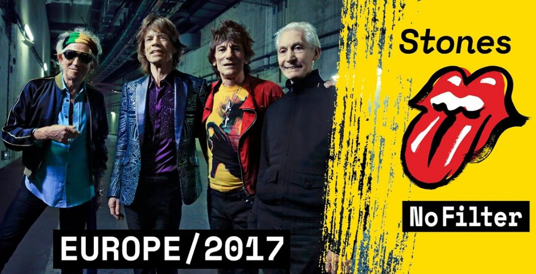 The Rolling Stones - No Filter - Europe 2017The Rolling Stones - No Filter - Europe 2017The Rolling Stones - No Filter - Europe 2017 - Hit Channel