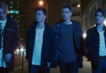 The Vamps - Martin Jensen - All Night (video clip) - Hit Channel