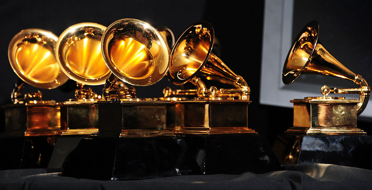 Grammy Awards - trophy - Hit Channel