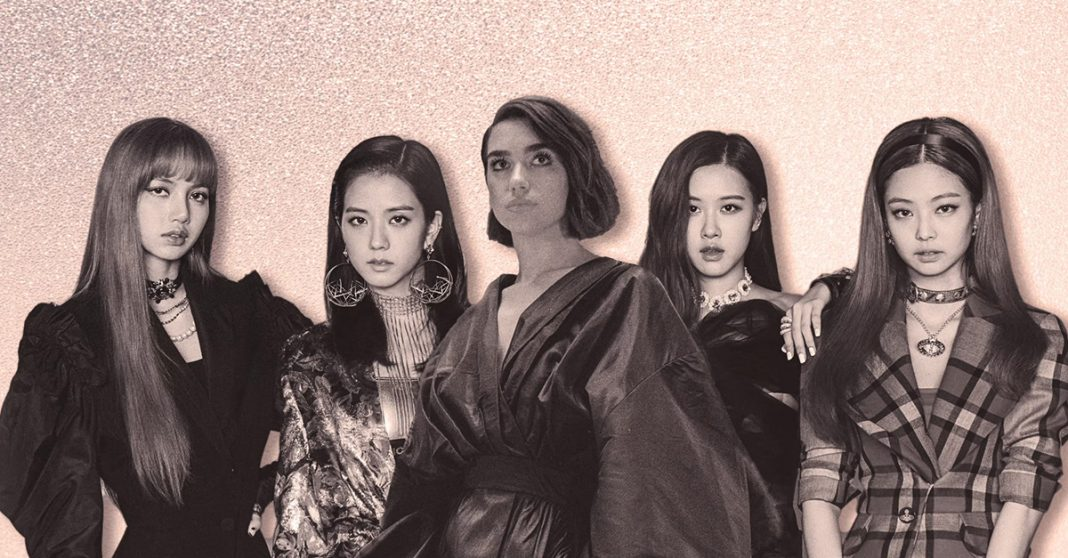 Dua Lipa - BLACKPINK - Hit Channel