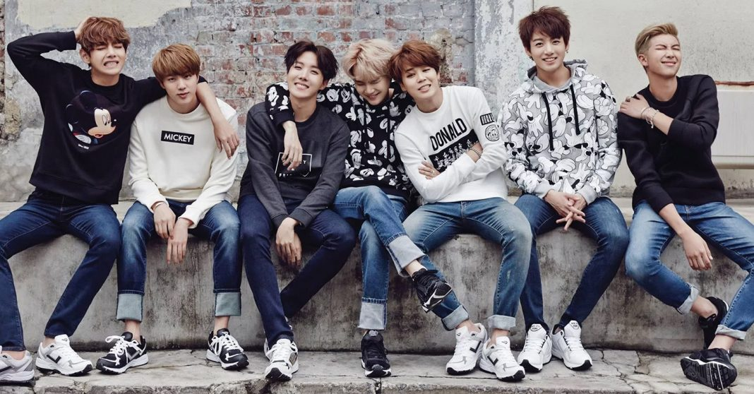 BTS band - Hit Channel
