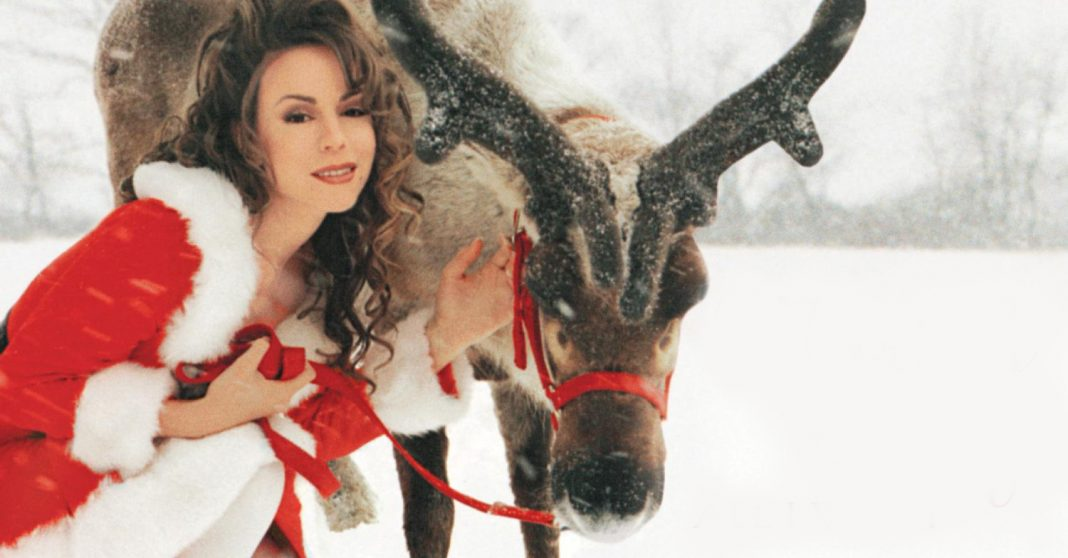 Mariah Carey - All I Want For Christmas Is You - Hit Channel