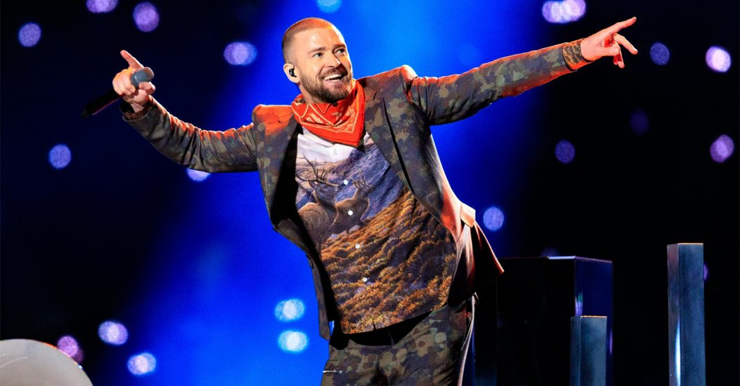Justin Timberlake - Man Of The Woods Tour - Hit Channel