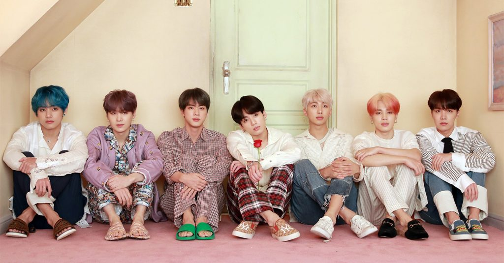 BTS - band - Hit Channel