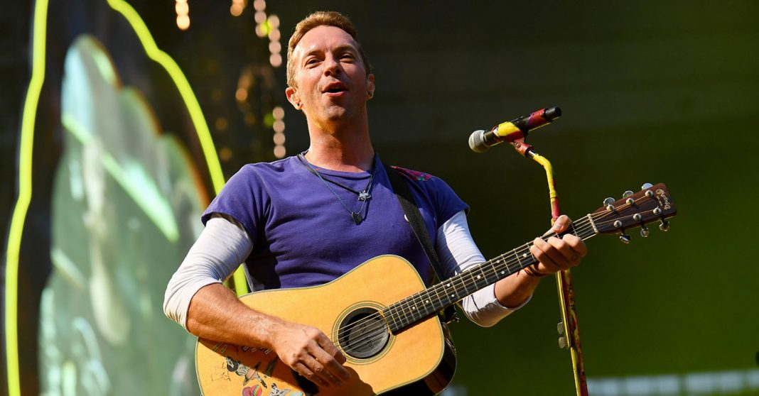 Chris Martin - Coldplay - Hit Channel