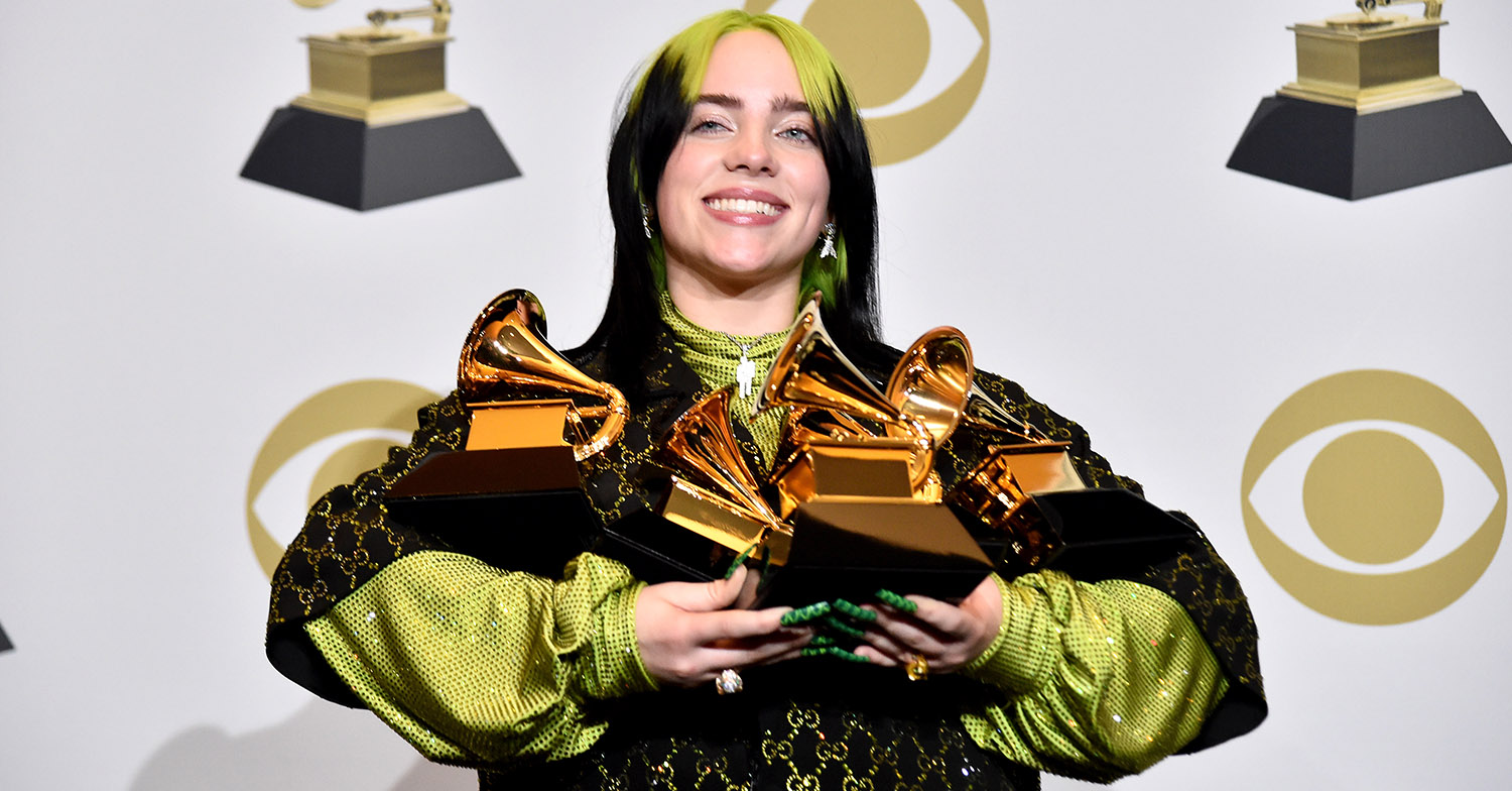 Billie Eilish - Grammy Awards 2020
