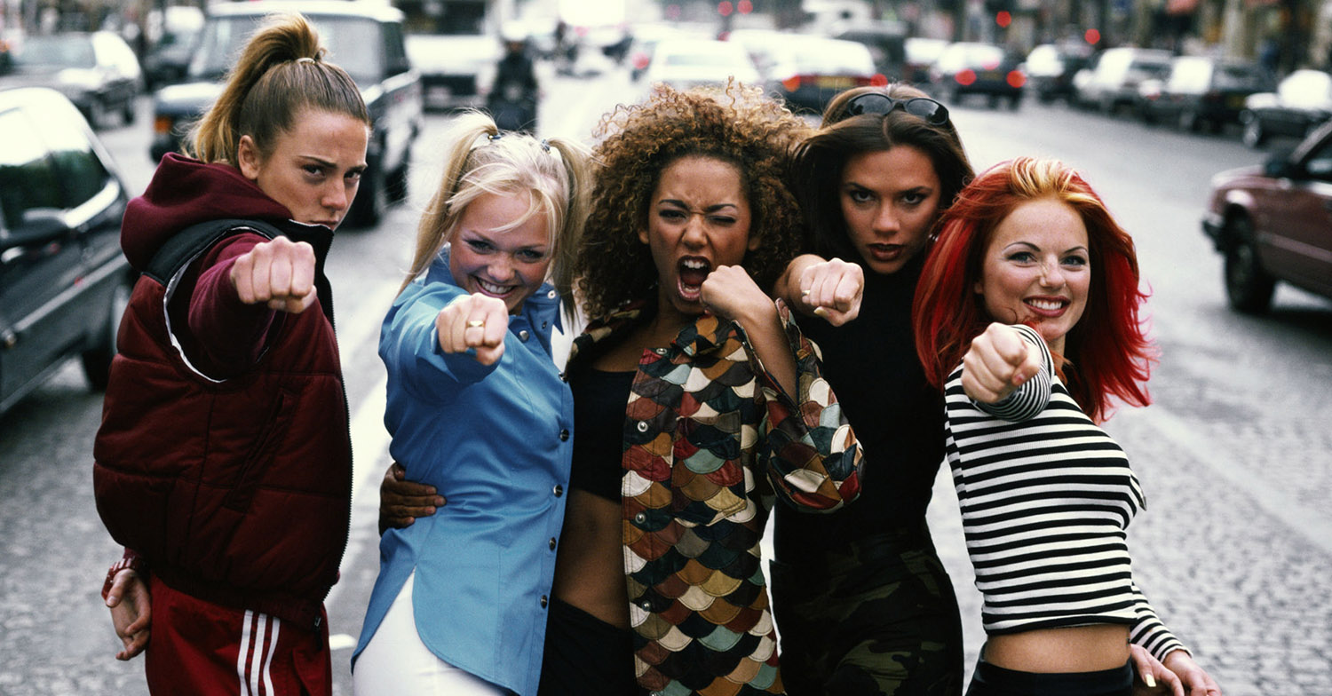 Spice Girls GettyImages 103452136