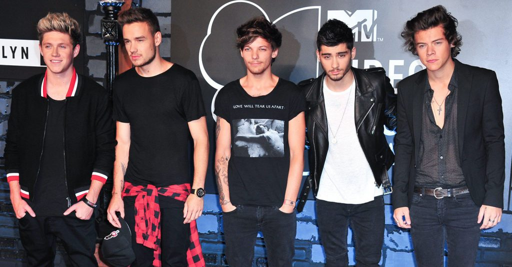 One Direction - MTV Video Music Awards 2013