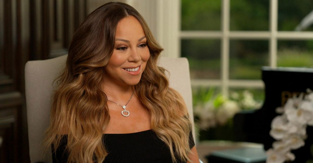 Mariah Carey - CBS This Morning