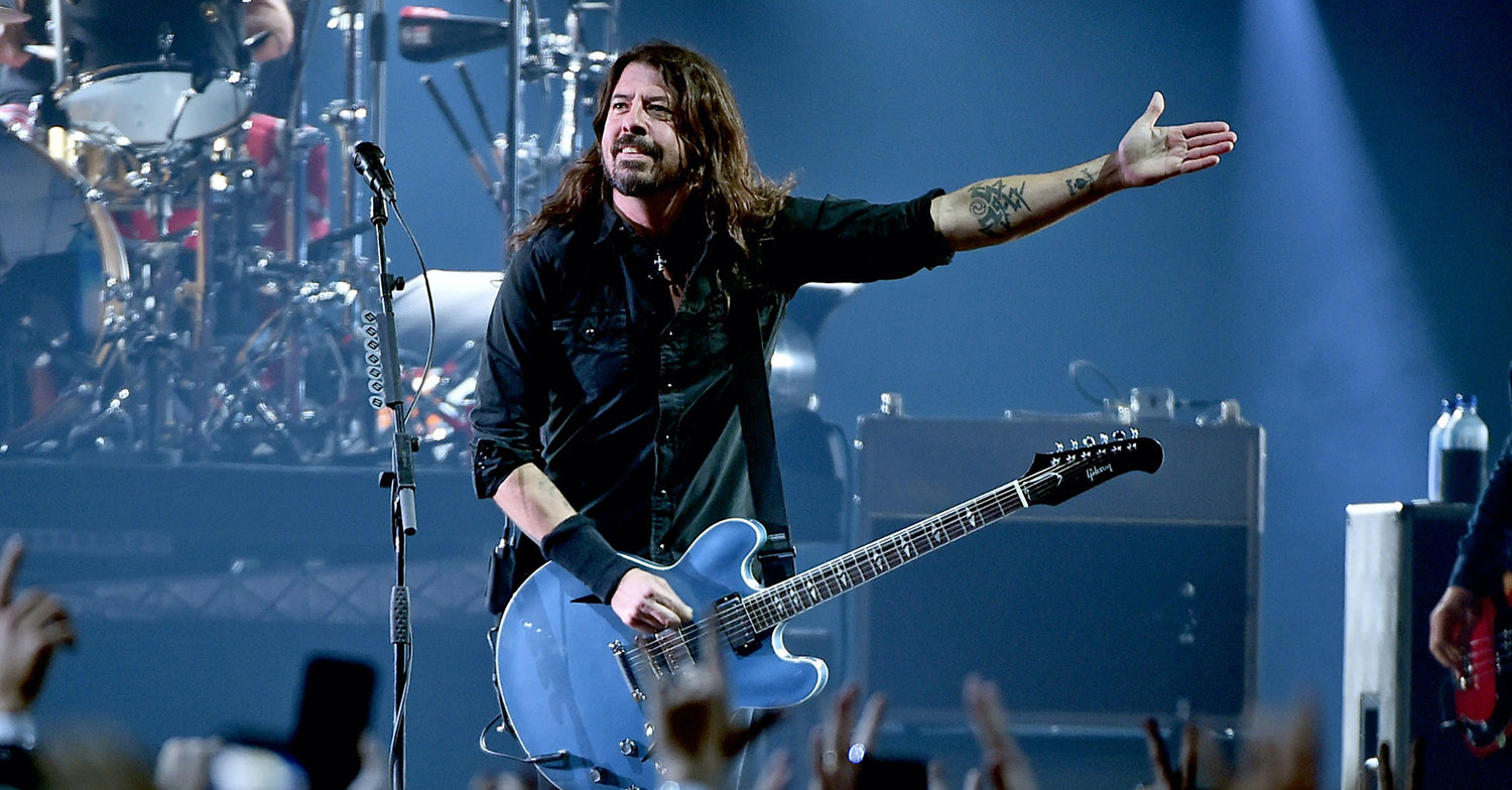 Dave Grohl Foo Fighters GettyImages 1093282858