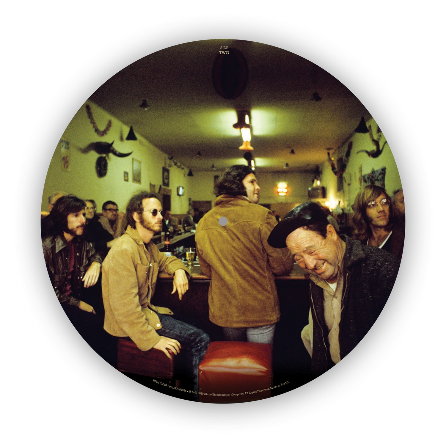 The Doors Morrison Hotel picture disc 01
