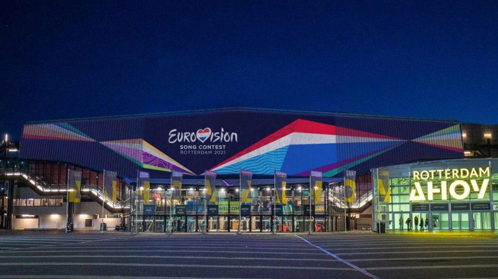 Eurovision Song Contest 2021 - Ahoy Arena - Rotterdam