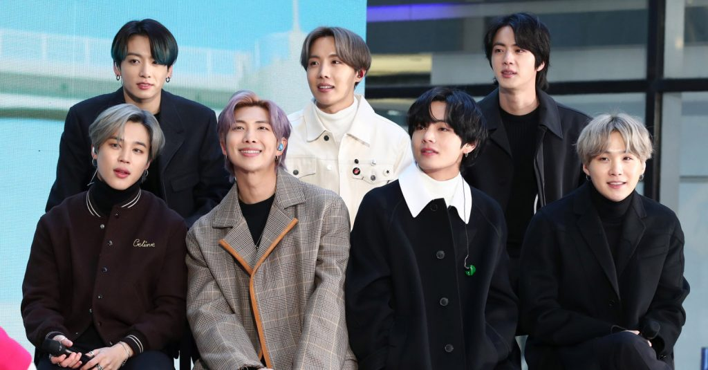 BTS - Today Show