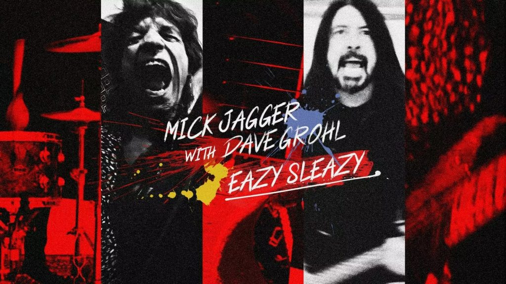 Mick Jagger, Dave Grohl - Eazy Sleazy