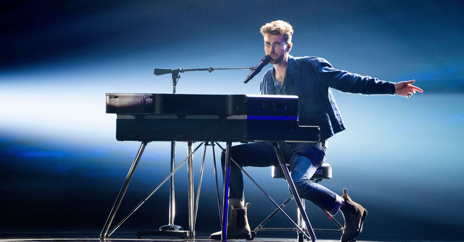 Duncan Laurence Eurovision 2019 10238273