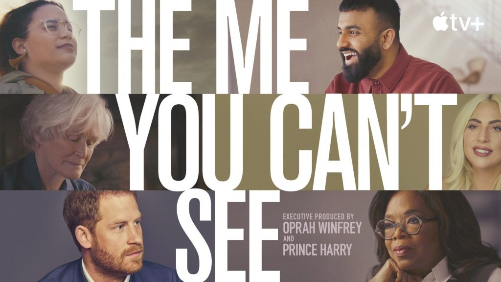The Me You Can't See - AppleTV+ - Oprah Winfrey - Prince Harry