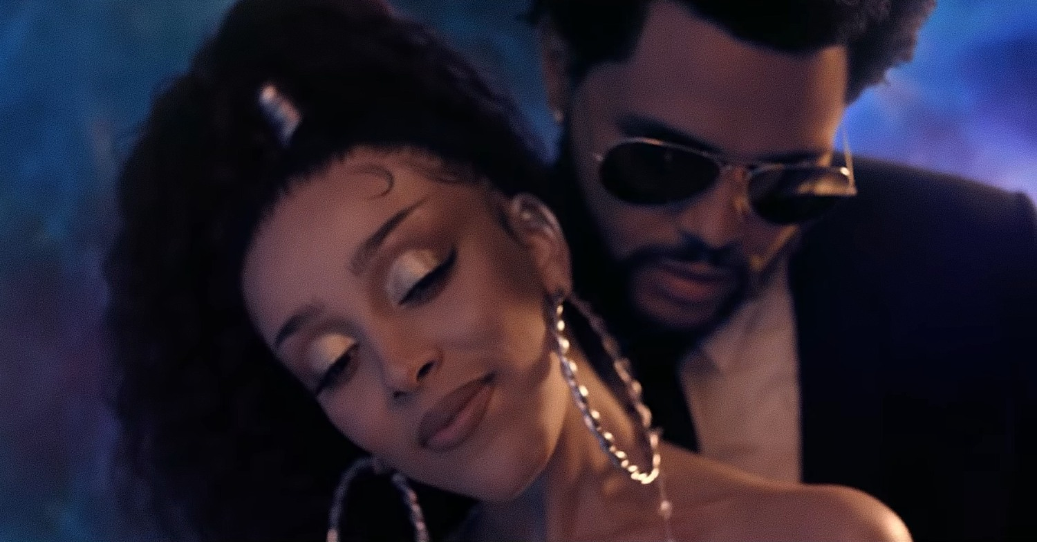 Doja Cat The Weeknd You Right video 245