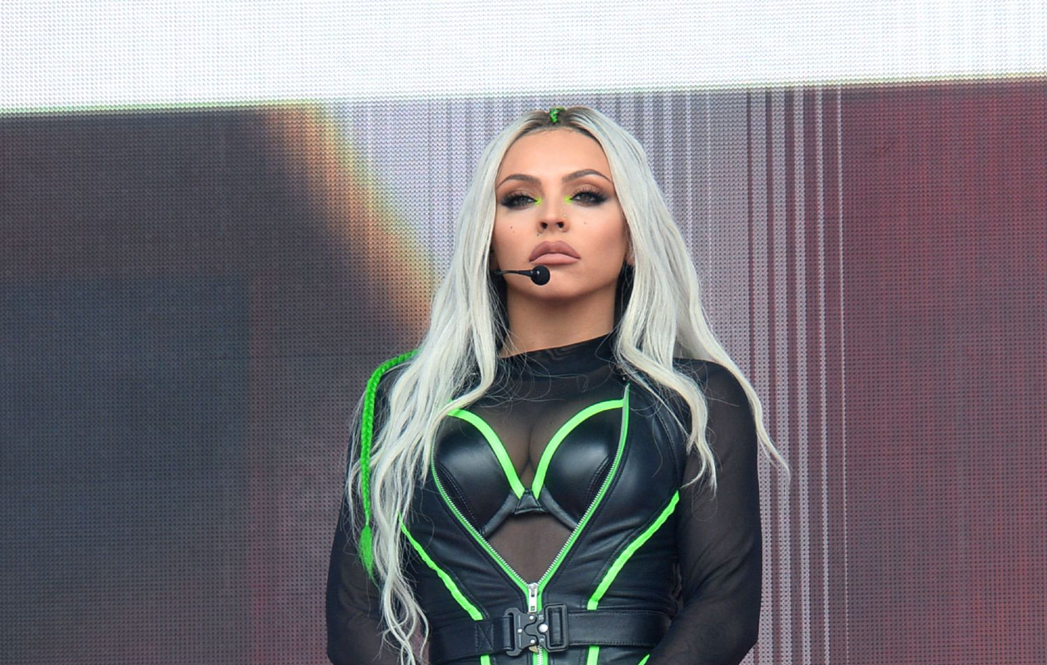 Jesy Nelson GettyImages 1151794388