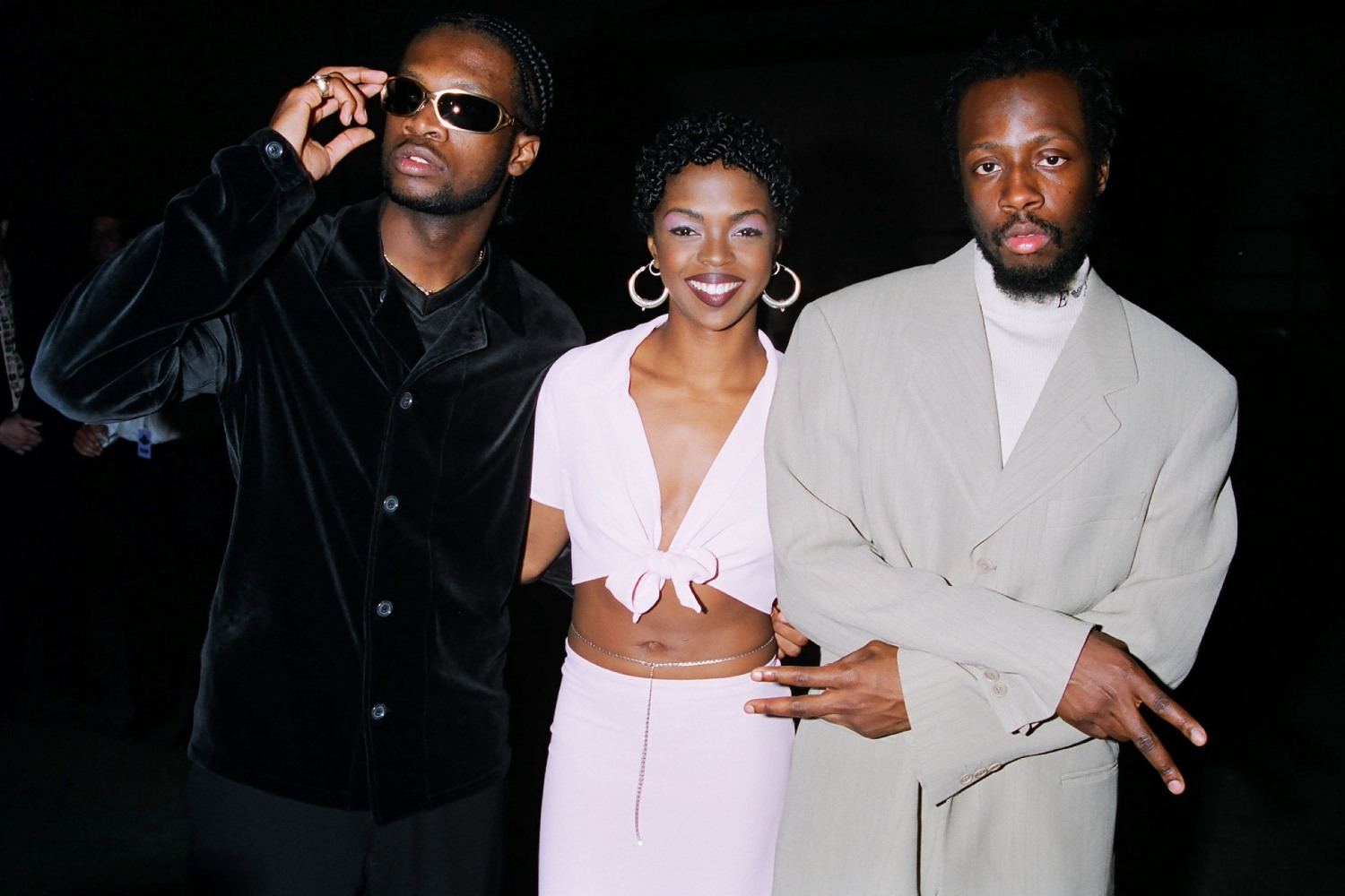 Fugees GettyImages 76003519