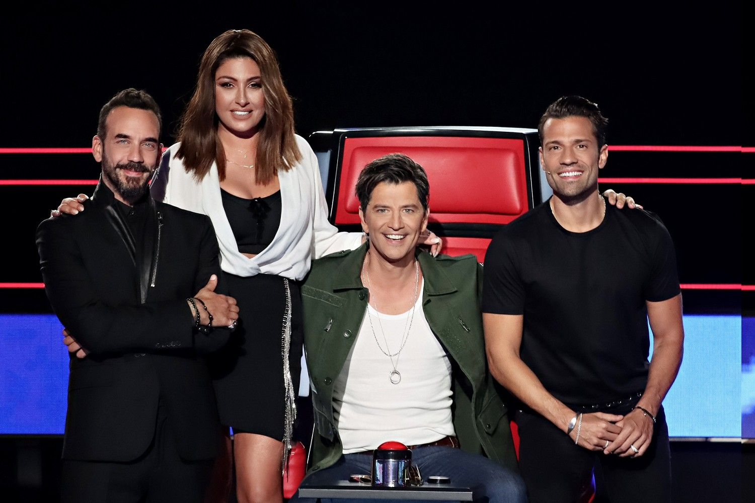 The Voice of Greece - coaches